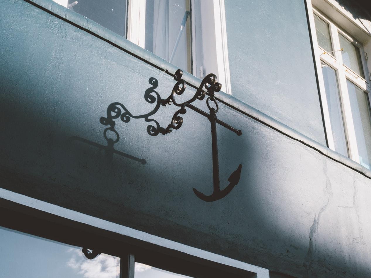 métal maison